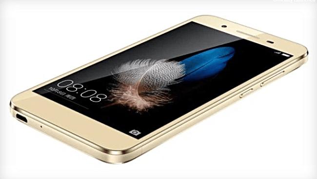 Huawei выпустила смартфон Enjoy 5S