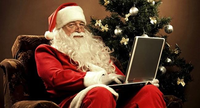 На портале iGov можно написать обращение к Деду Морозу, Святому Николаю и Санта Клаусу