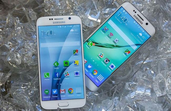 Samsung Galaxy S7 может получить чувствительный к силе нажатия дисплей и сканер радужной оболочки глаза