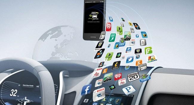 Вosch внедряет онлайн-сервисы в автомобиль