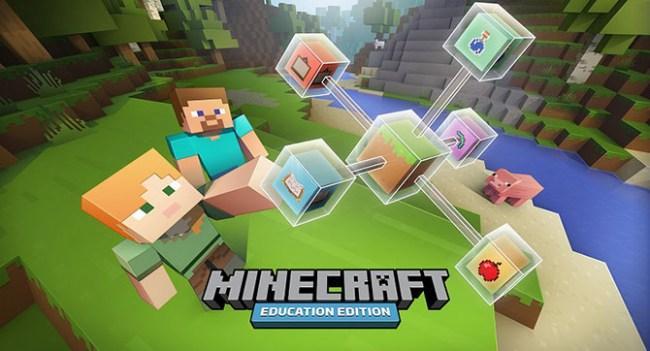 Microsoft выпустит учебную версию Minecraft для школ