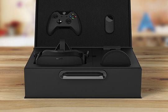 Стартовали предварительные заказы на очки виртуальной реальности Oculus Rift по цене $599