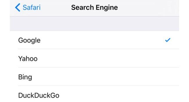 В 2014 году Google выплатила Apple $1 млрд, чтобы быть поисковиком по умолчанию в iOS