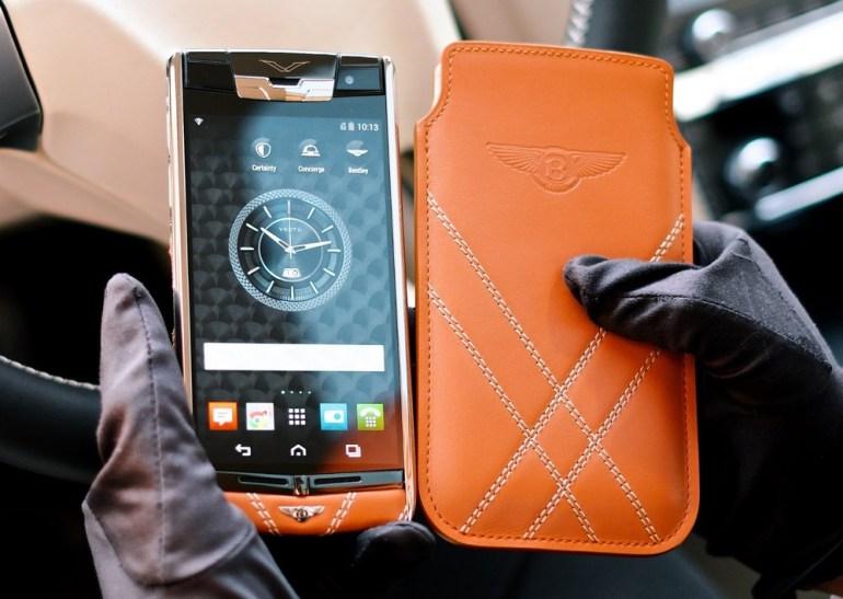 Luxury Phone