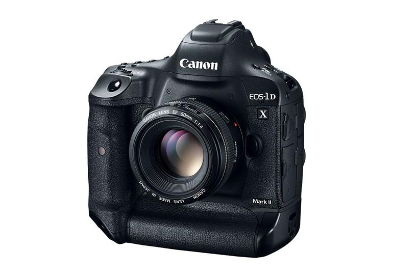 Canon анонсировала флагманскую камеру EOS-1D X Mark II