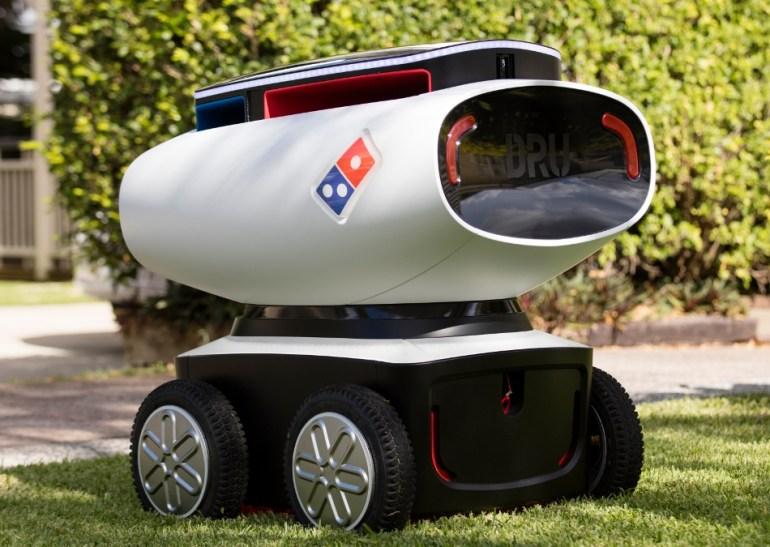 Domino's Robotic Unit (6)