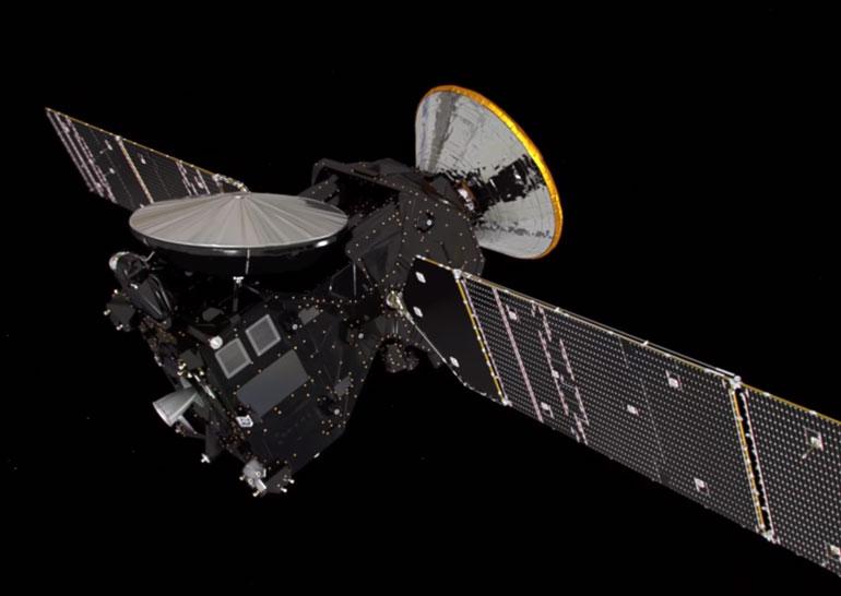 В прямом эфире можно посмотреть запуск ракеты с первыми модулями в рамках миссии ExoMars