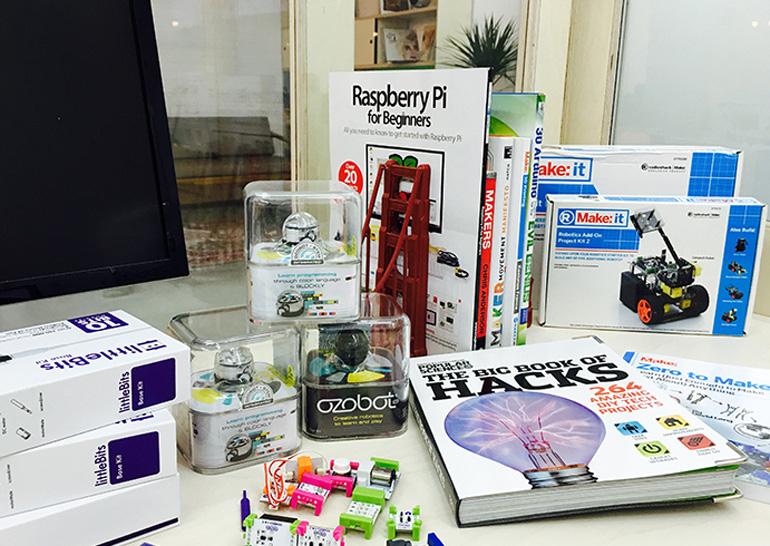 В Киеве запускают бесплатную стартап-лабораторию DIY Lab для детей от 6 лет
