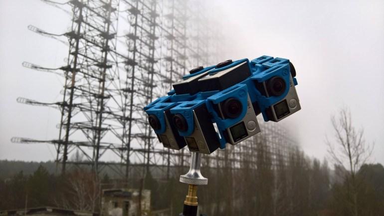 26 квітня у Києві проведуть віртуальну екскурсію Чорнобилем та Прип'яттю в рамках Chernobyl VR Project «Місто-привид. Світова прем'єра подорожі»