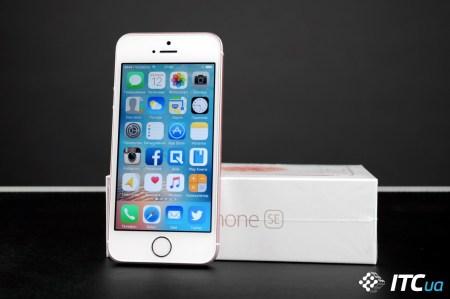 Apple представила новые версии iPhone SE с 32 и 128 ГБ флэш-памяти