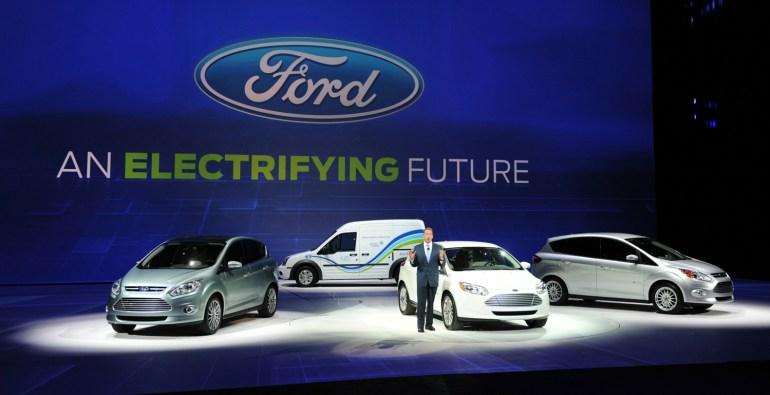 В 2019 году компания Ford выпустит полностью электрическую и гибридную версию «Фокуса» под названием Ford Model E