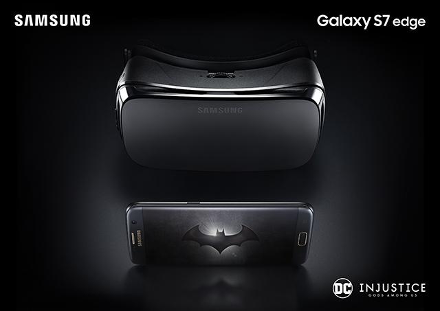 Samsung анонсировала смартфон Galaxy S7 edge Injustice Edition