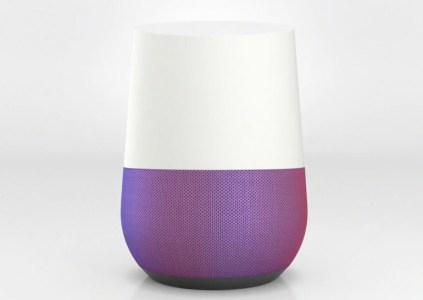 I/O 2016: Google показала умный домашний динамик Google Home