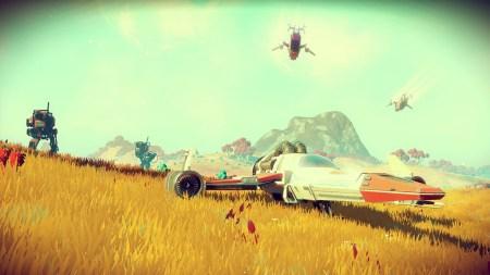 Игру No Man's Sky перенесли на август