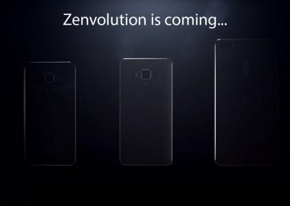 Новые смартфоны ASUS ZenFone будут представлены 30 мая