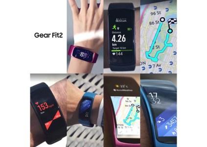 Умные часы Samsung Gear Fit 2 засветились на фотографиях, свидетельствующих о наличии GPS и сенсора сердечного ритма
