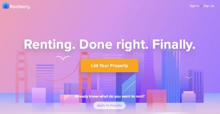 «eBay для аренды недвижимости»: в США запущен «украинский» сервис долгосрочной аренды жилья Rentberry