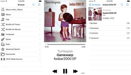 Состоялся релиз мобильной версии аудиоплеера Foobar2000