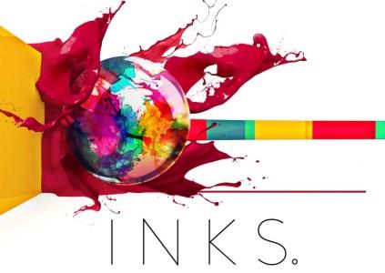 INKS: краски на пинбольном столе