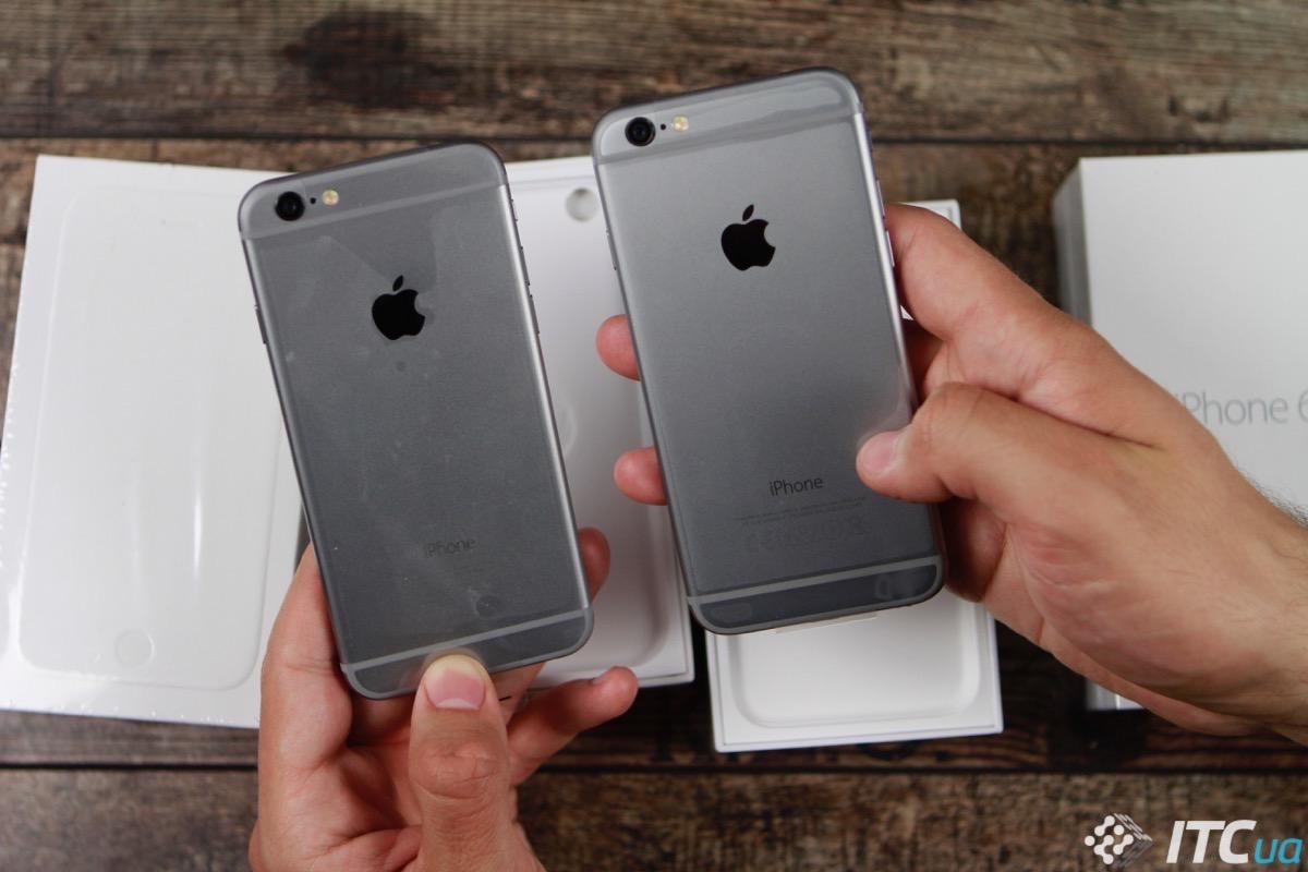 восстановленные iphone 6s