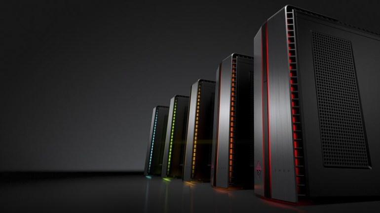HP представила линейку игровых продуктов Omen