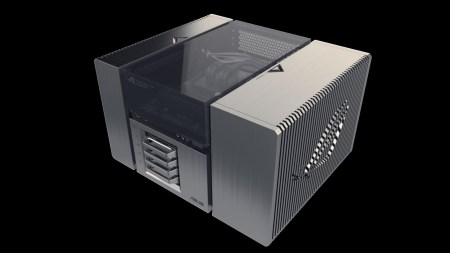 ASUS представила ROG Avalon – свое видение модульного ПК будущего
