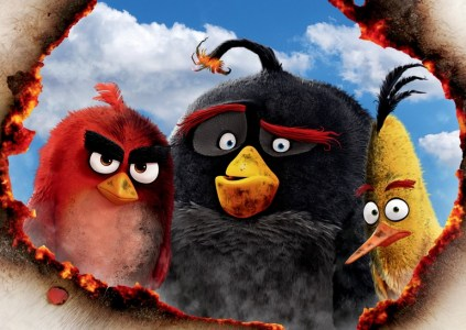 The Angry Birds Movie / «Angry Birds в кино»