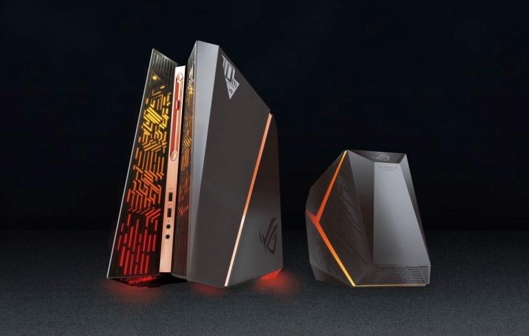 ASUS пополнила линейку ROG ноутбуком GX800 с собственной СВО и компактным производительным компьютеров G31 Edition 10