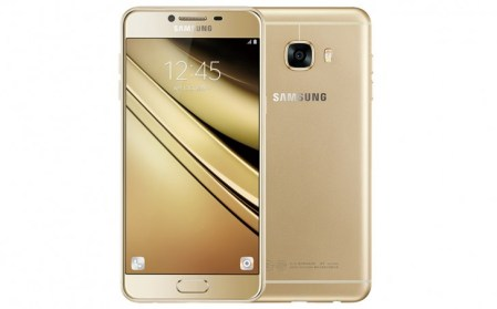 Представлен металлический смартфон Samsung Galaxy C7 c 5,7-дюймовым экраном Full HD, SoC Snapdragon 625 и 4 ГБ ОЗУ