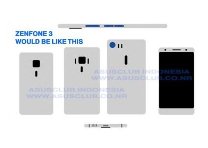 ASUS подготовила к выпуску три смартфона Zenfone 3 в ценовом диапазоне от $110 до $370