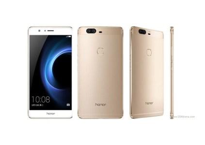 Состоялся релиз смартфона Huawei Honor V8 с двойной камерой