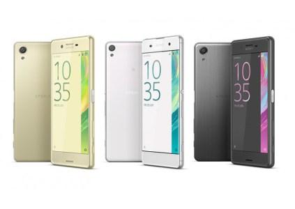 Sony сфокусируется на смартфонах серии Xperia X и откажется от линеек Xperia Z, C, M и E