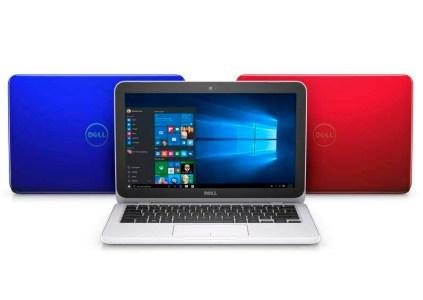 В Украине стартовали продажи доступных ноутбуков с ярким дизайном Dell Inspiron 11 серии 3000