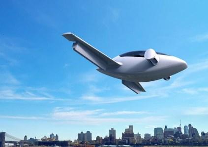 Частный электрический самолёт Lilium Jet позволит совершать перелёты протяжённостью до 500 км