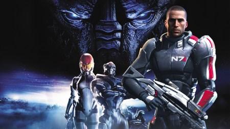 Игру Mass Effect превратили в трёхчасовой фильм