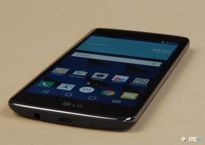 Обзор LG K8 LTE (K350E): внешность обманчива