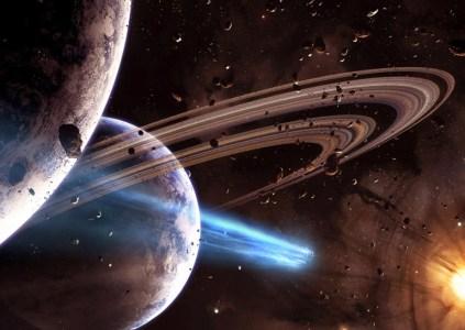 Астрофизики нашли планетную систему, напоминающую Солнечную систему на раннем этапе развития