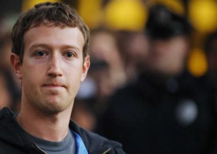 Хакеры взломали учётные записи Марка Цукерберга в социальных сетях