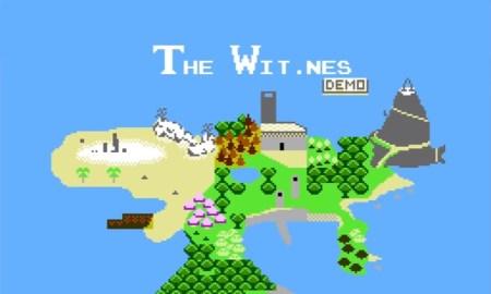 Игру The Witness неофициально «портировали» на 8-битную приставку