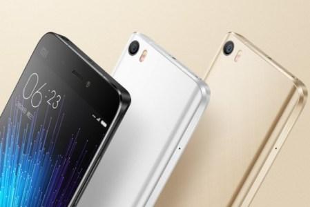 Ожидается, что в Xiaomi Mi5s будет ультразвуковой сенсор отпечатков пальцев