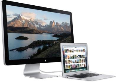 Apple готовит к выпуску новый монитор Thunderbolt Display с дисплеем Retina 5K (5120х2880 пикселей) и встроенным GPU