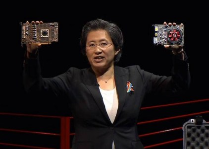 AMD анонсировала видеокарты Radeon RX 470 и Radeon RX 460