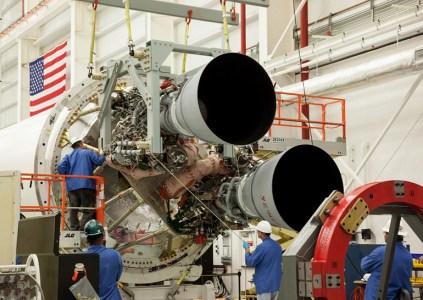 КБ «Южное» показало новые ракетные разработки в Германии и провело успешные испытания доработанного двигателя в США