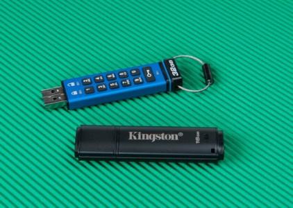 Обзор защищенных флеш-драйвов Kingston DataTraveler 2000 и DataTraveler 4000 G2 Managed Solution