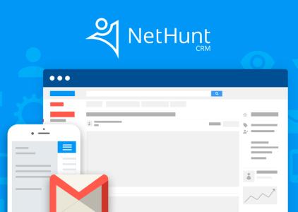 За первые сутки украинский сервис NetHuntCRM, превращающий Gmail в полноценную CRM-систему, вошел в топ-5 рейтинга Product Hunt