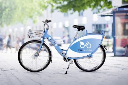 «Некстбайк Украина» запускает в Киеве муниципальный прокат велосипедов, пока в тестовом режиме