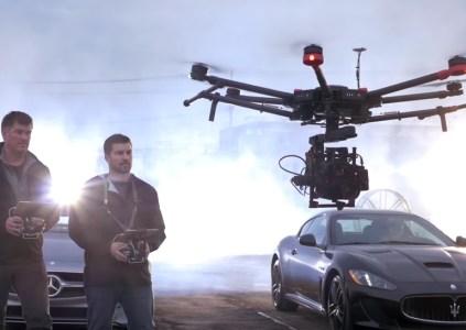 В США разрешили эксплуатировать коммерческие дроны без получения лицензии пилота