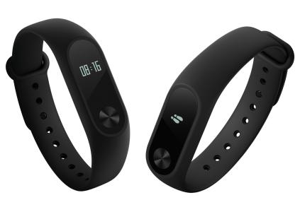 Умный браслет Xiaomi Mi Band 2 представлен официально: OLED-экран и автономность на уровне 20 дней – всего за $23