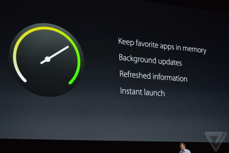 Apple анонсировала watchOS 3 с улучшенным дизайном и повышенной производительностью