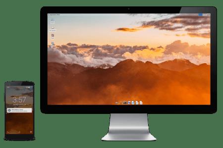 Вышла публичная версия MaruOS, превращающая Nexus 5 в Linux компьютер